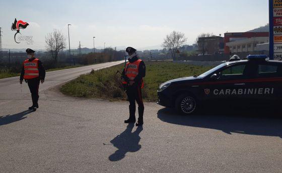 Carabinieri Atessa paglieta