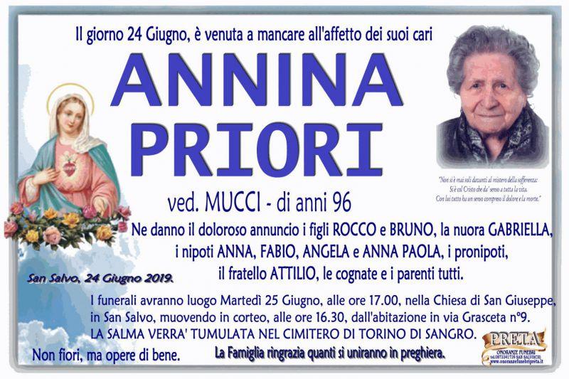 Annina Priori 24/06/2019