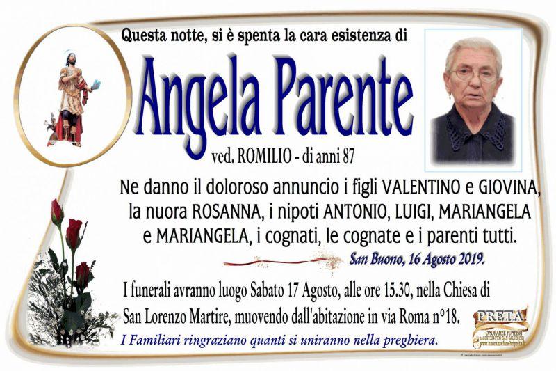 Angela Parente 16/08/2019