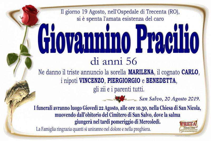 Giovannino Pracilio 20/08/2019