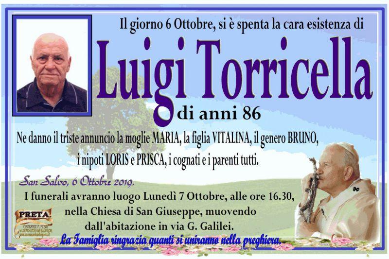 Luigi Torricella 6/10/2019