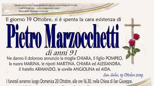 Pietro Marzocchetti 19/10/2019