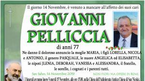 Giovanni Pelliccia 14/11/2019