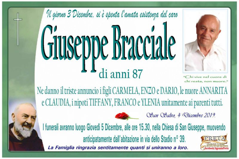 Giuseppe Bracciale 4/12/2019