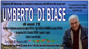 Umberto Di Biase 26/01/2020
