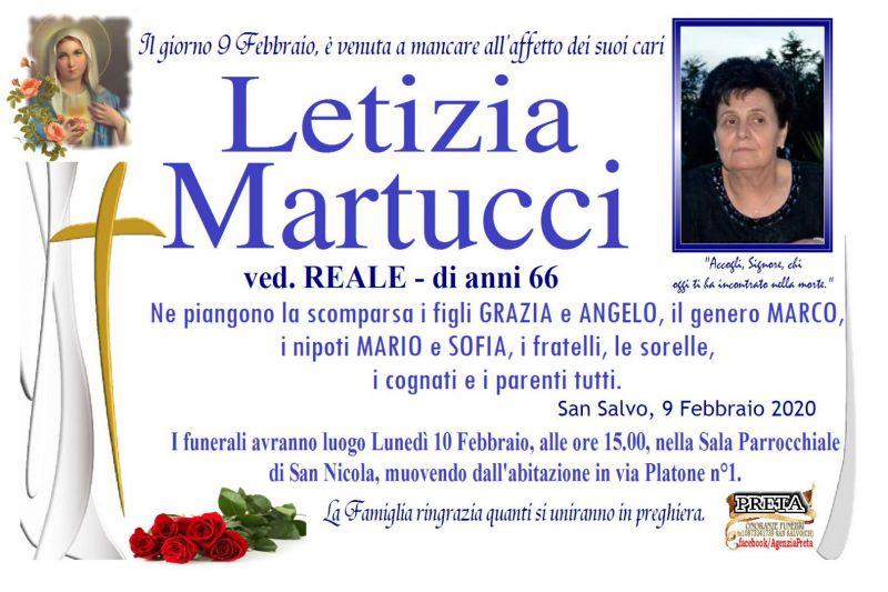 Letizia Martucci 9/02/2020