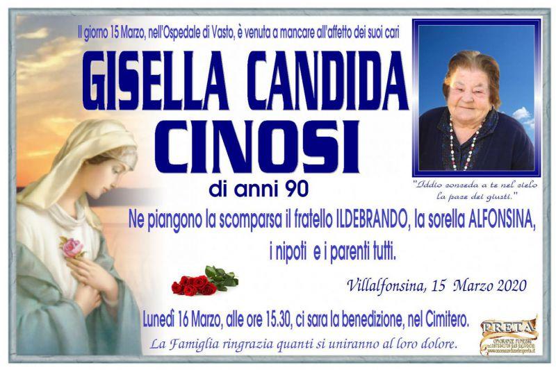 Gisella Candida Cinosi 15/03/2020