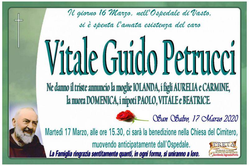 Vitale Guido Petrucci 16/03/2020