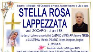 Stella Rosa Lappezzata 18/05/2020