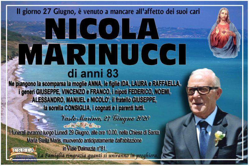 Nicola Marinucci 27/06/2020