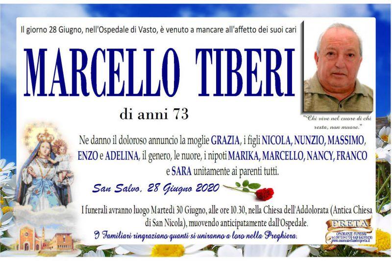 Marcello Tiberi 28/06/2020
