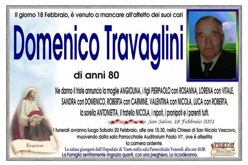 Domenico Travaglini 19/02/2021