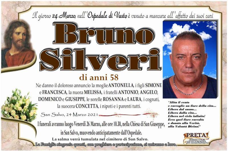 Bruno Silveri 24/03/2021