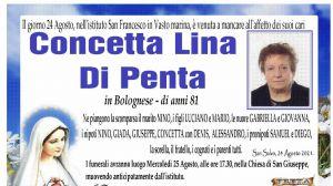 Concetta Lina Di Penta 24/08/21