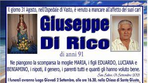 Giuseppe Di Rico 31/08/2021