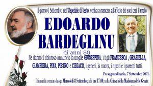 Edoardo Bardeglinu 7/09/2021